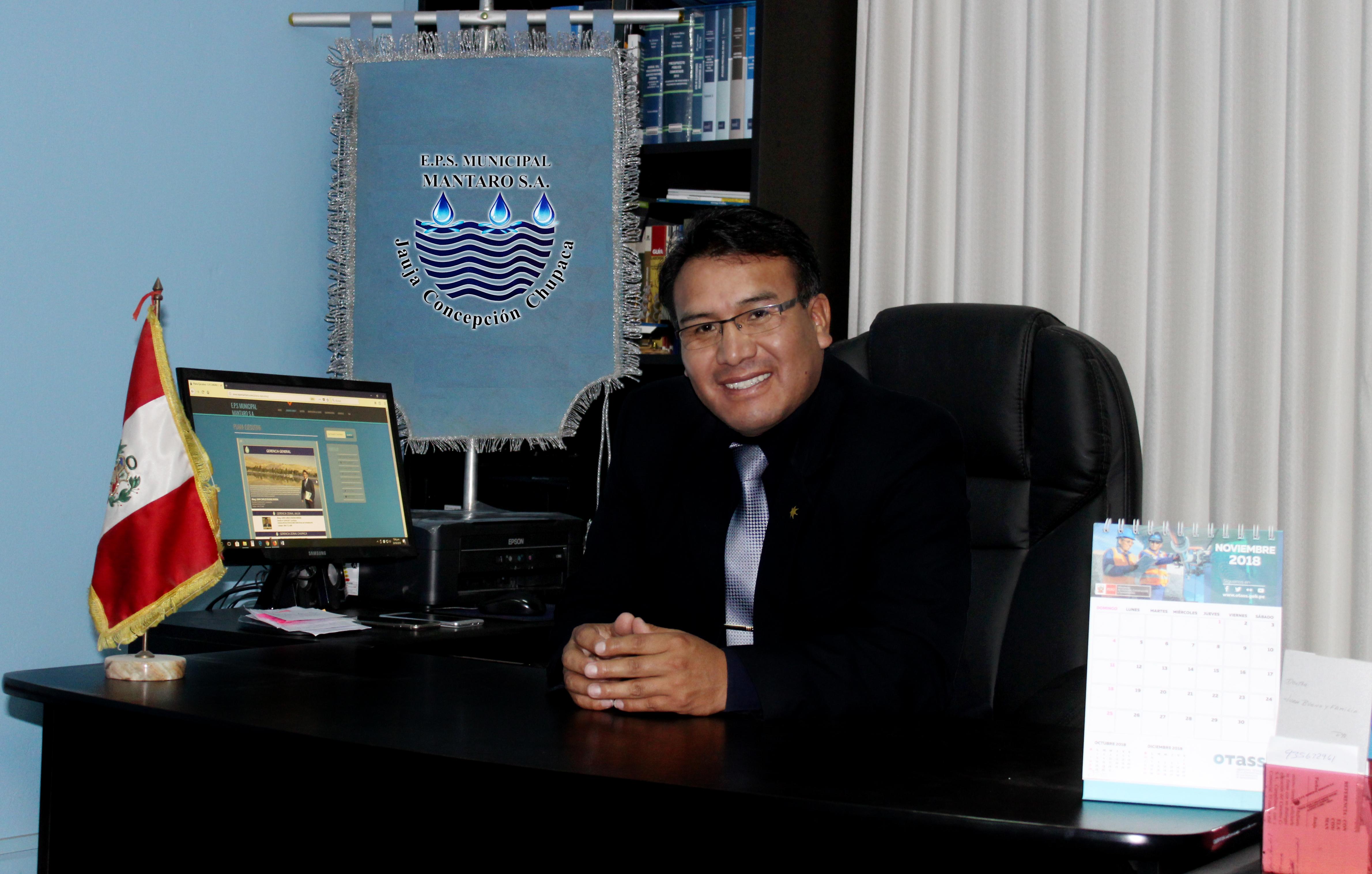 Abog. Juan Carlos Bueno Rivera