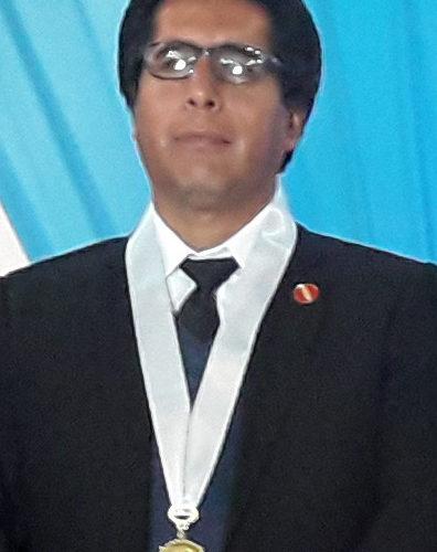 Ing. Benjamin de la Cruz Palomino
